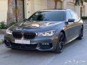 بي ام دبليو BMW 750Li فل بحاله ممتازه جدا2016