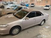 سيارة كامري نظيفة موديل 2005