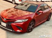 كامري SE V6 2019 للتنازل