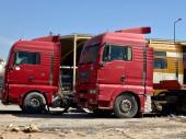 شاحنة راس مان موديل 2006 للبيع نظيف
