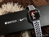 ساعة ابل apple watch 4 النسخة الرياضية NIKE