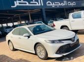 تويوتا كامري GLE بنزين 4 سلندر 2020 سعودي