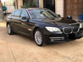BMW 2014 730 اسود فل