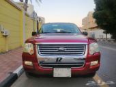 اكسبلورر 2009 سعودي 6 سلندر