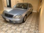 للبيع سيارة مرسيدس 2002 فياجرا 320 S