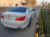 للبيع BMW750 LI 2009 سعودي فل كامل
