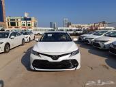 تويوتا كامري GLE بنزين 2020 سعودي