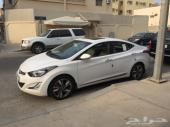 Hyundai Elantra Full Option 2015