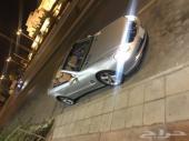 مرسيدس SL500 كشف