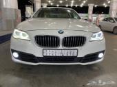 للبيع BMW 520 موديل 2015