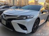 كامري أسبورت فل  V6  2019