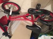 دراجة scuderia ferrari للأطفال