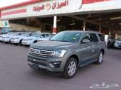 فورد اكسبديشن 2019 دبل XLT سعودي 152 الف