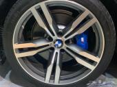 رش كليبرات ال BMW  مع اللوقو