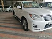 لكزس 2011 LX570 سعودي