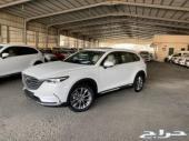 مازدا CX 9 سعودي 2020