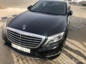 للبيع مرسيدس يخت  2014  لون أسود ملكي S400