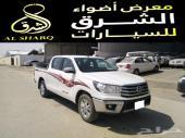 تويوتا هايلكس 2016 سعودي  GLX