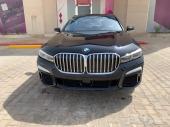 BMW 730 M KIT 2020 كاربون بلاك داخل جملي