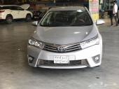 Toyota corolla 2014 تويوتا كورولا 2014 نظيفة