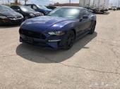 فورد موستنج GT بلاك ادشن موديل 2019..تم البيع