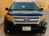 اكسبلور 2013 XLT فل كامل سعودي دبل نظيف