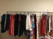 ملابس نسائي جاهز أستوك 1000 قطعات