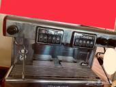 مكينة قهوة إيطالية من شمبالي شبه جديدة تصلح ل