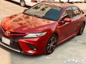 كامري SE V6 2019 - للتنازل او كاش 90 الف