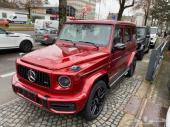 مرسيدس ينز جي Mercedes-Benz G 63 AMG
