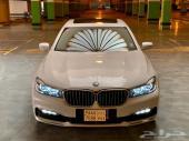 للبيع سياره BMW 730 LI كاربون كور