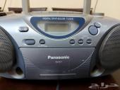 راديو وكاسيت  Panasonic