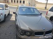 بيع سيارة  BMW745
