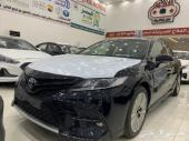 كامري SE سبورت 4 سلندر 2020 سعودي لون اسود