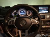 مرسيدس E300 2014 .