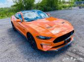 فورد موستنج GT 2020 بلاك ادشن 135 الف