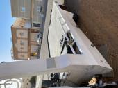 صندوق سطحه مع ونش رامس أمريكي حد 4000 الف