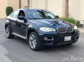 BMW X6 سعودي 2014 بحالة الوكاله (مخزن)