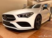 مرسيدس CLA200 AMG Coupe الجديد كليآ