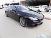 BMW 640i 2014 فل كامل نظيف جدا