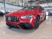 مرسيدس CLA 45 Night PKG موديل 2020 (جديد)
