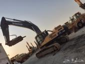 بوكلين فولفو 480 معرض رواد المعدات الثقيله