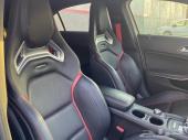 مرسيدس A45-AMG مصدوم(( تم البيع ))