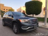 GMC Acadia Middle Options