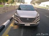 هيونداي - توسان موديل 2018 - 4WD - نص فل