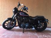 2020Harley Davidson-Sposter Iron1200cc