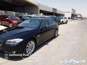 BMW 520i 2013 فل كامل