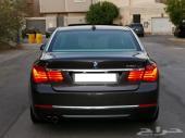 BMW Li 730 2015 بحالة ممتازة