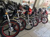 دبابات دراجات نارية مقاس 150 سي سي