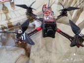 درون سباق اف بي في انالوج fpv racing  drone